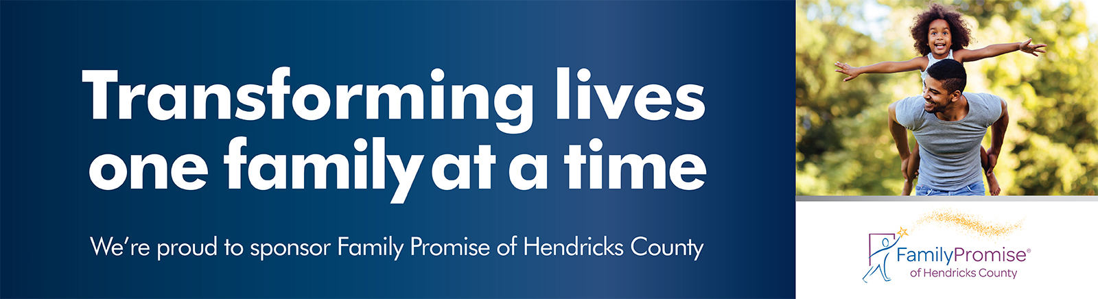 We support Family Promise of Hendricks County