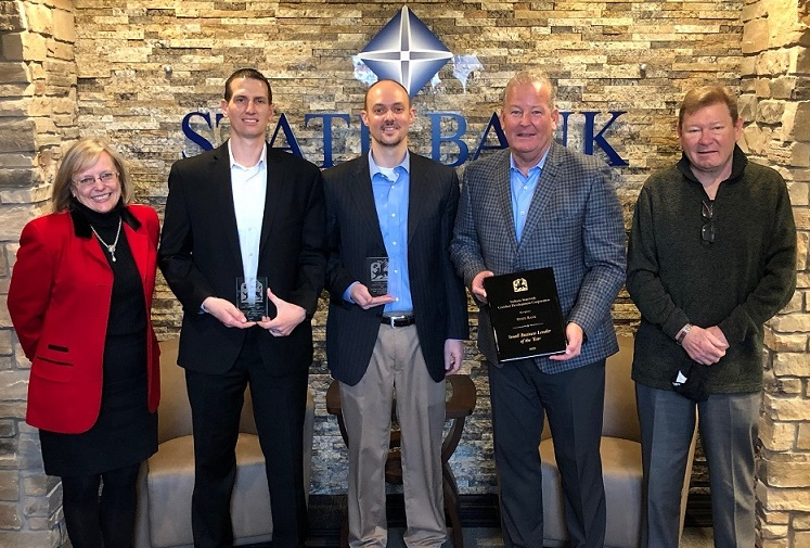State Bank Lender Award Winners